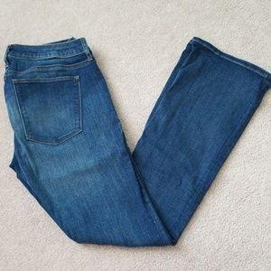 Gap maternity jeans size 4